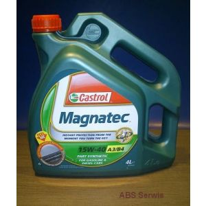 olej CASTROL MAGNATEC 15W40 4L