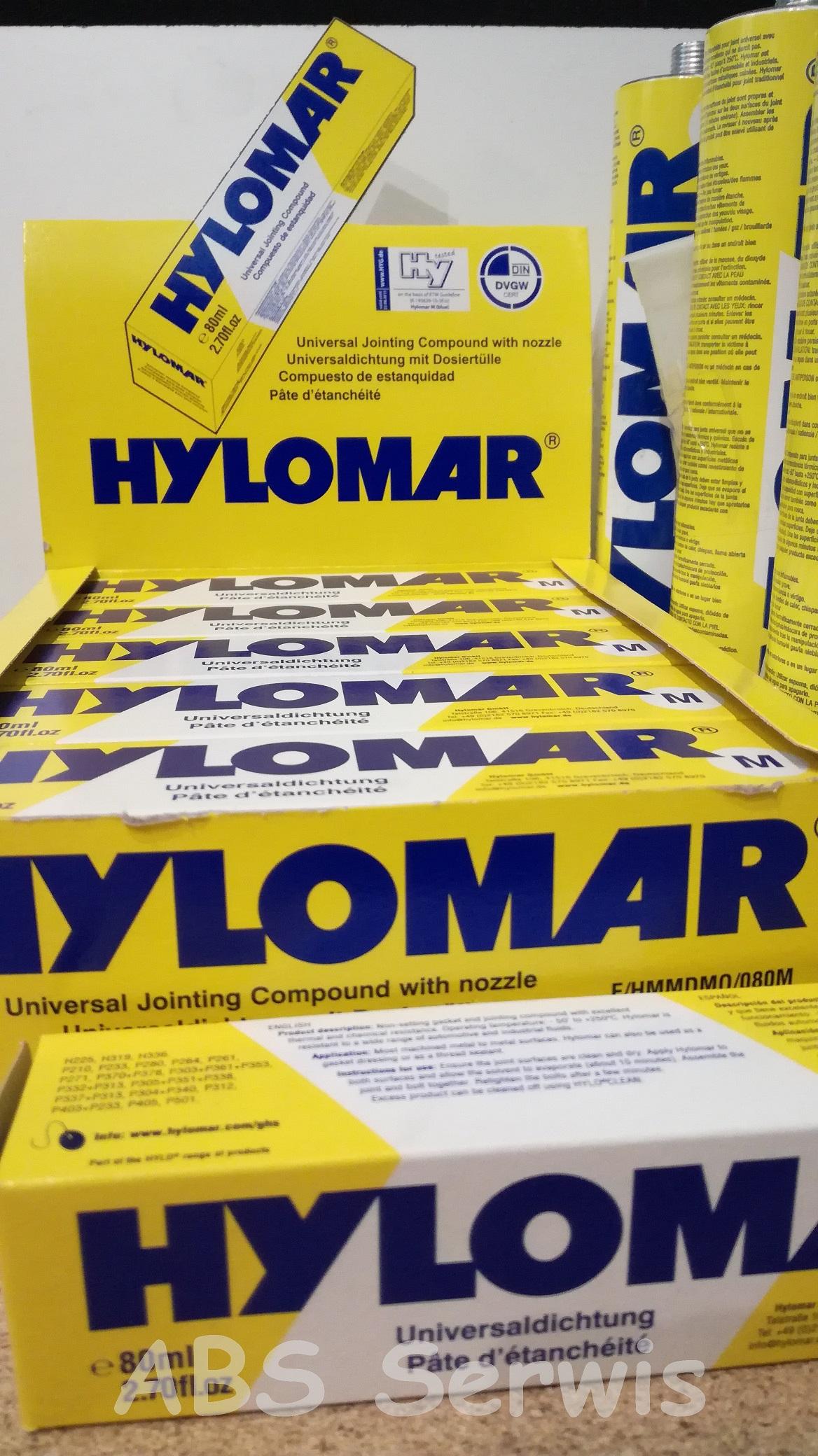 Hylomar płynna uszczelka